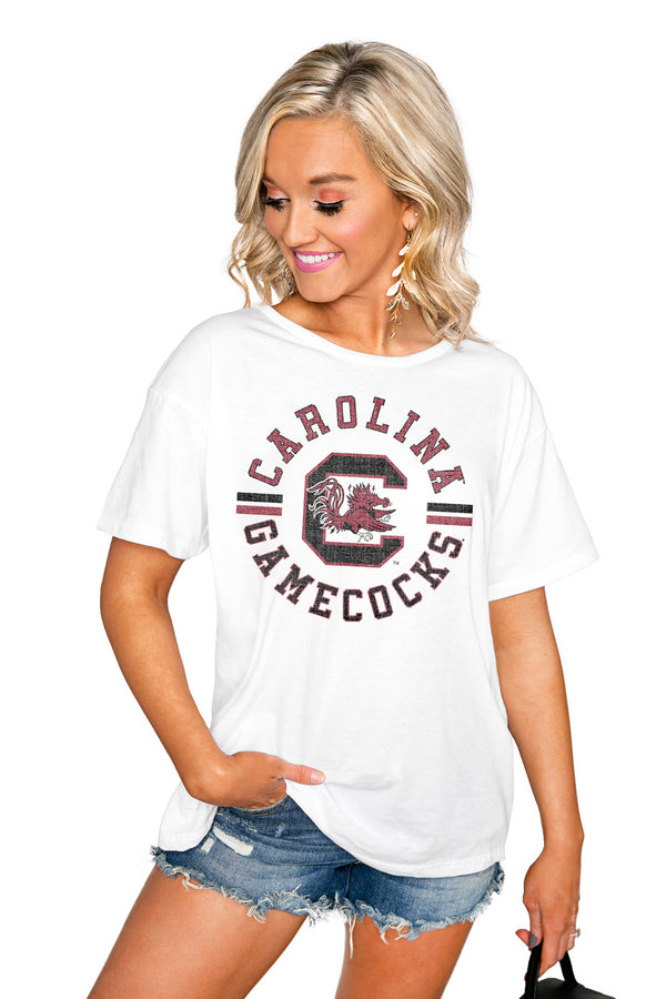 "SOUTH CAROLINA GAMECOCKS ""VINTAGE DAYS"" THE EASY TEE - Shop The Soho"