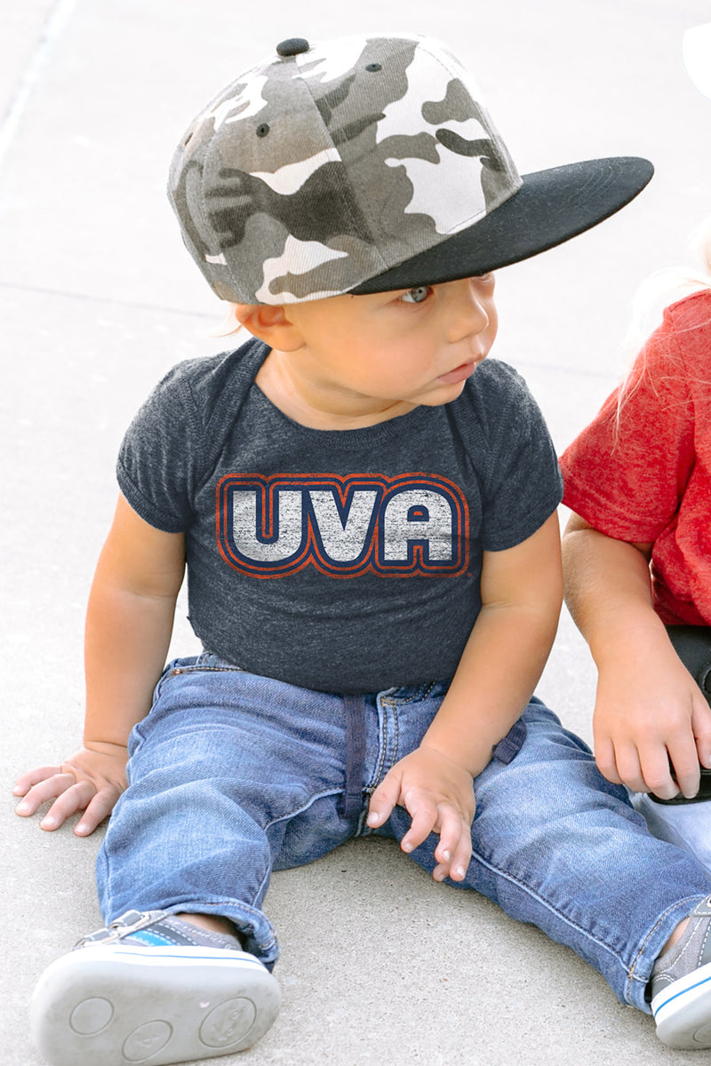 "Virginia Cavaliers ""It's a Win"" Snap to It Onesie - Gameday Couture"