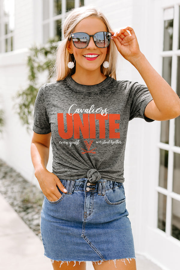 "Virginia Cavaliers ""Rising Together"" Top"