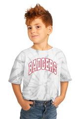 "Wisconsin Badgers ""Playing for the Home Team"" Youth Spin-Dye Top - Gameday Couture"