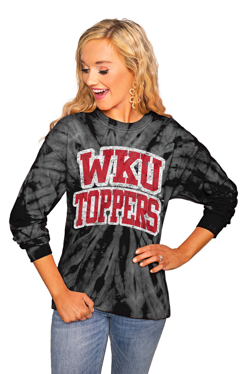"Western Kentucky Hilltoppers ""It'S Good"" Spin Dye Long Sleeve Crew - Gameday Couture"