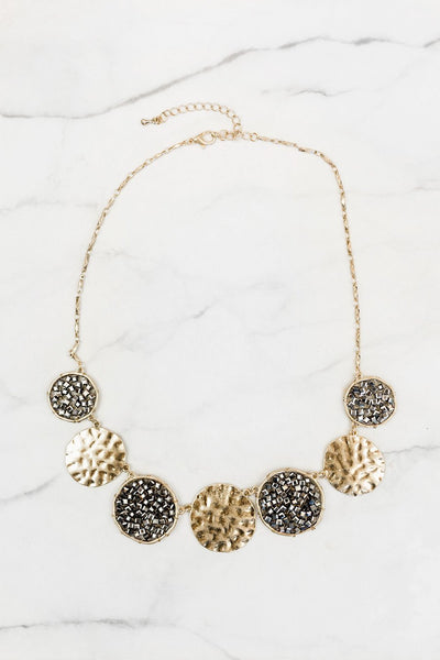 The Alt Disc Collar Necklace