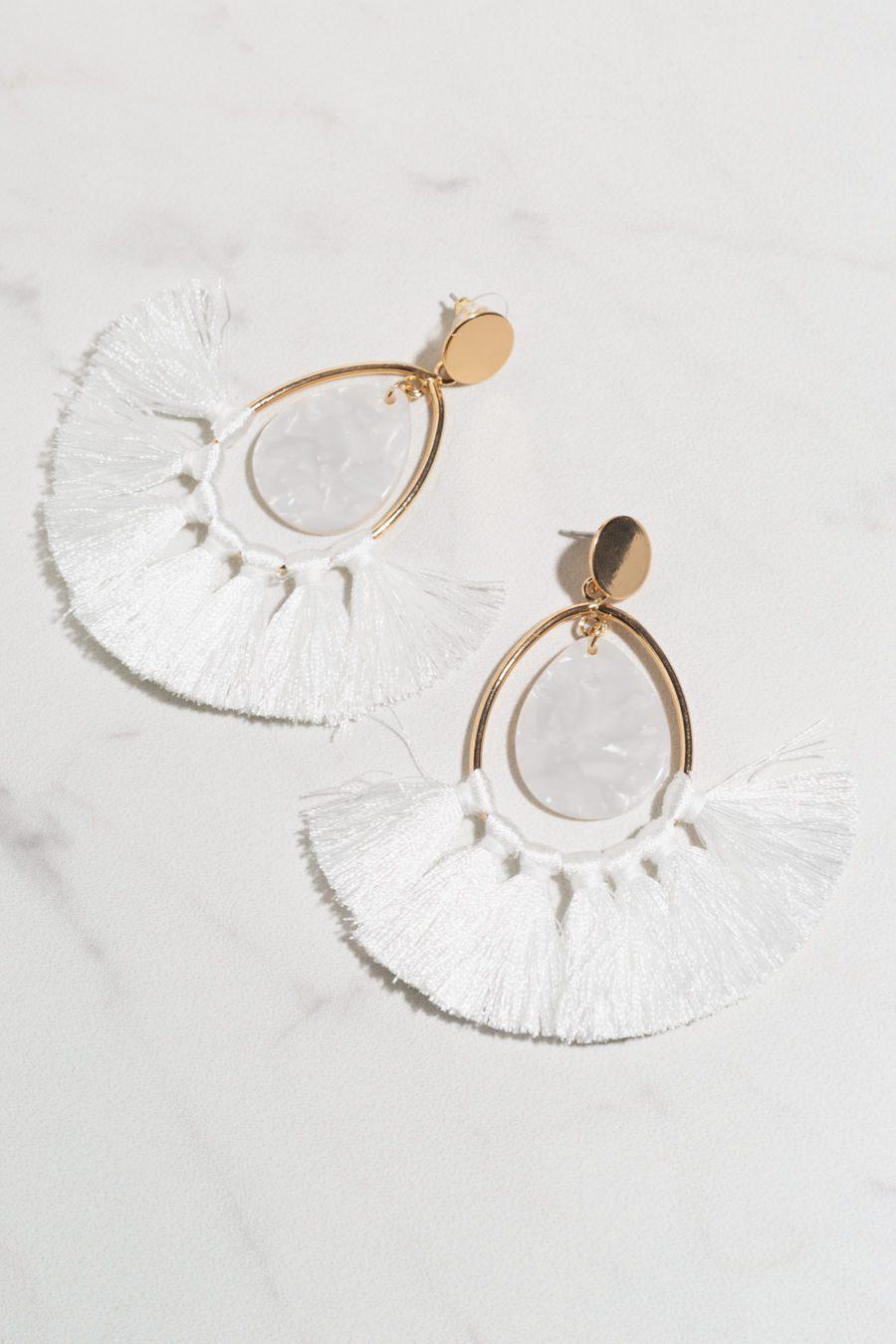 "The ""Show Down"" Earrings"
