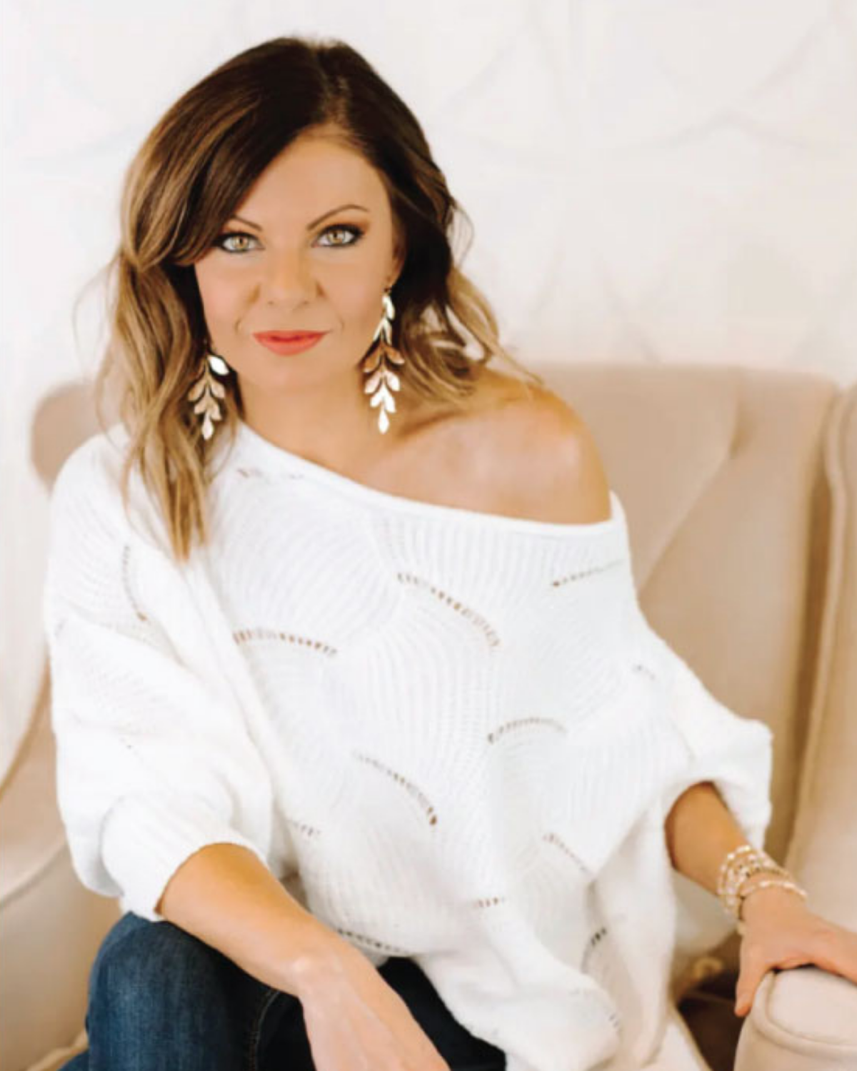 Shawnna Latham-Feddersen CEO of Gameday Couture and Soho.