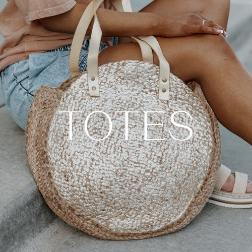 Totes for Spring and summer