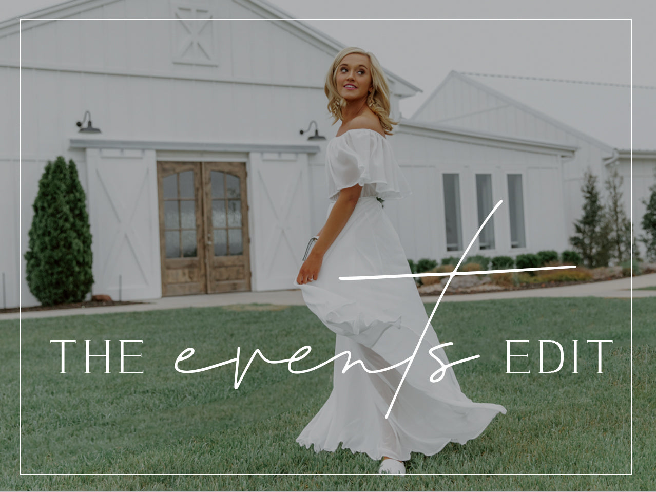 The Events Edit