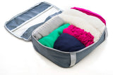 Click-It Wet-Dry Organizer Bags Made 100% from Recycled Plastic Water Bottles