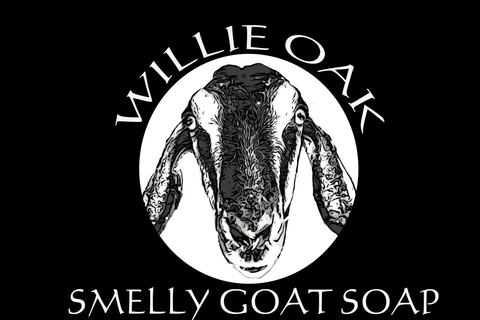 Willi Oak Smelly Goat Soap
