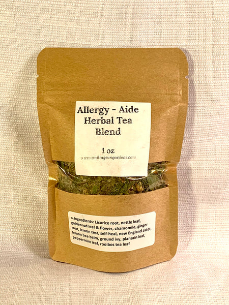 Allergy Aide Herbal Tea Blend