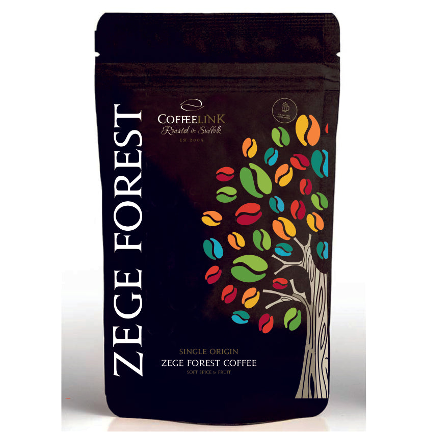Zege Wild Forest Coffee