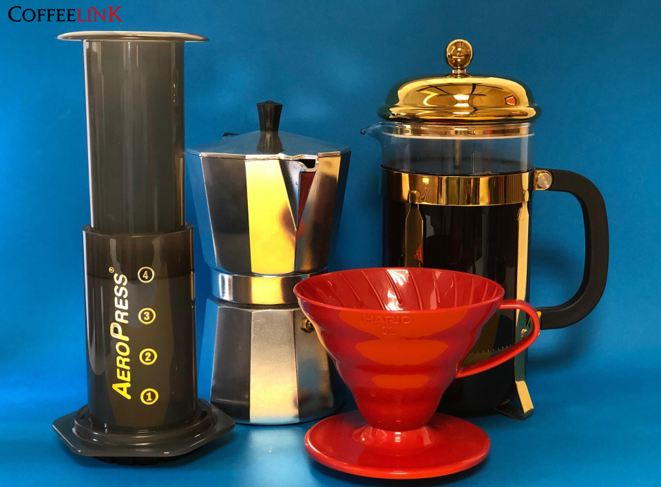 The Ultimate Guide To Coffee Brewing