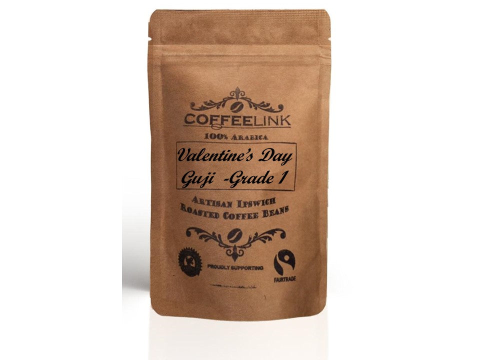 Valentine's Day Blend GRADE 1 Gugi Coffee - Limited Edition!