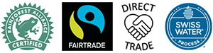 Fairtrade Logos