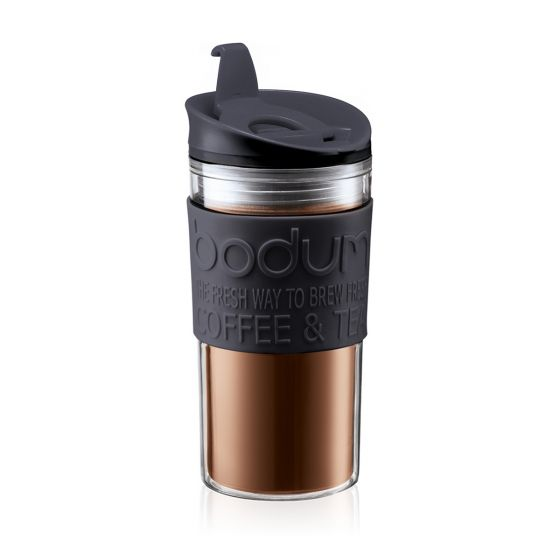 Bodum Travel Press + FREE bag of Single Origin Coffee