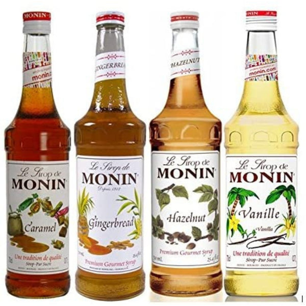 Monin Syrup 75cl (Choice of flavours)