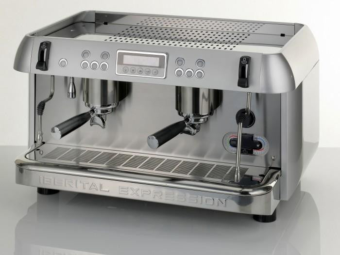 Iberital Expression 2 Group Coffee Machine FA (OUR PRICE INCLUDES VAT)!