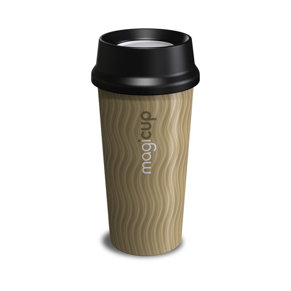 Magicup Re-Usable Coffee Cup 16oz - Various Colours & Patterns Available