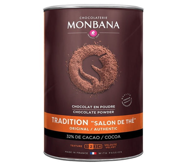 Monbana Hot Chocolate 1 KG Tub