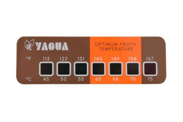 Yagua Liquid Crystal Label Thermometer