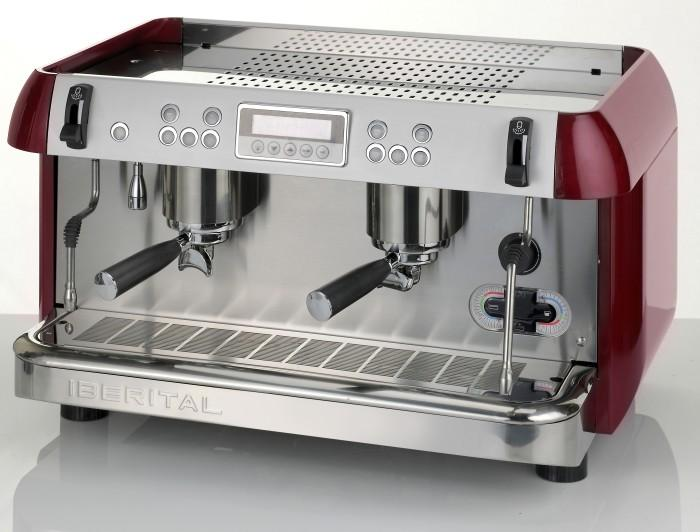 NEW! Ladri (2 Group) Fully Automatic Ruby Red