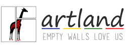 Artland | empty walls love us