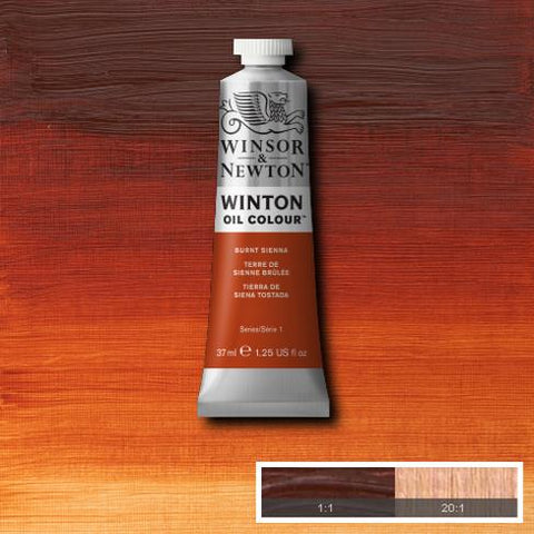 Winton Oil Colour 37ml Tubes
