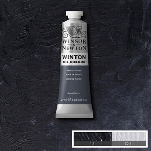 Winton Oil Colour 200ml Tubes