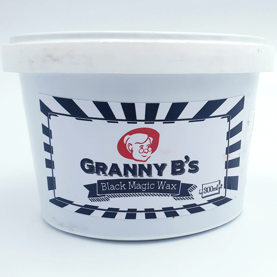 Granny B Black Magic Wax 250ml