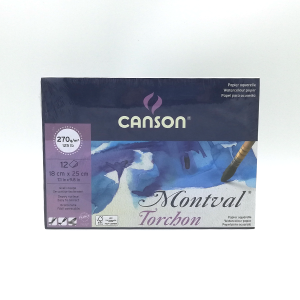 Canson Watercolour Paper Pads