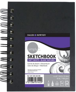 Daler Rowney Simply Sketch Book