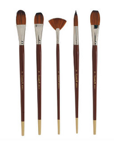 Dynasty 8300 Artist Brushes