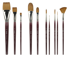Dynasty Kalel Watercolour Brushes