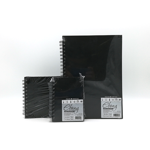 Daler-Rowney Ebony Sketch Books
