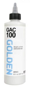 GOLDEN GAC 100 Acrylic Primer and Extender 236ml