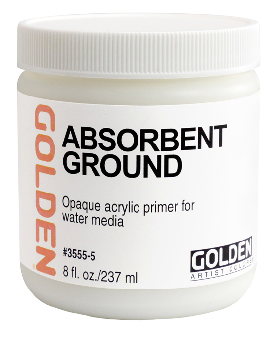 GOLDEN Absorbent Ground (White) 236ml