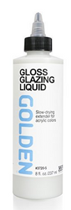 GOLDEN Acrylic Glazing Liquid 473ml