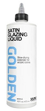 Load image into Gallery viewer, GOLDEN Acrylic Glazing Liquid 473ml