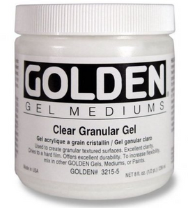 GOLDEN Gels, Pastes and Mediums