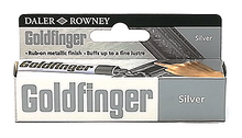 Load image into Gallery viewer, Daler-Rowney Goldfinger Metallic Paste