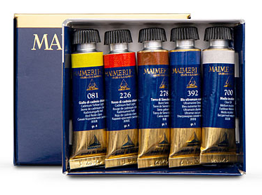 Maimeri Puro Intro Set 5 Tubes 15ml