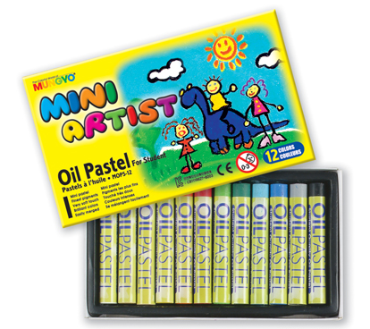 Mungyo Mini Artist Oil Pastels For Student