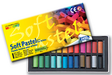 Load image into Gallery viewer, Mungyo  Soft Pastels for Artists