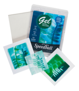 Speedball Gel Printing Plate