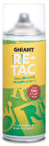 Ghiant High-Tac Spray Adhesive 400ml