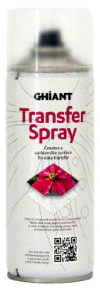 Transfer Spray: Ghiant Graphite 400ml