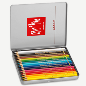 Caran D'Ache Pablo Water-Resistant Colour Pencils