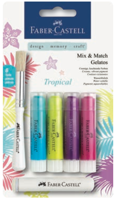 Faber-Castell Mix & Match Gelatos