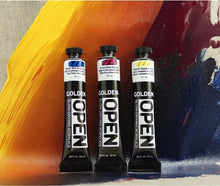 Load image into Gallery viewer, GOLDEN OPEN Acrylic 59ml
