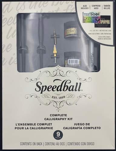 Speedball Calligraphy Set