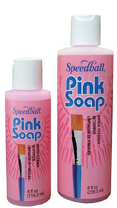 Speedball Pink Soap